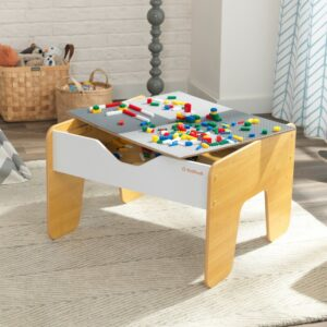 summer camp at home lego table