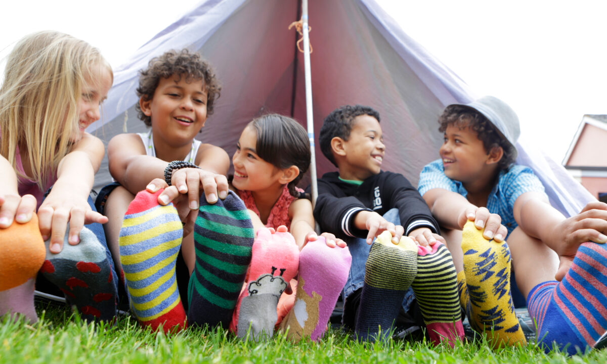 Give Your Kids the Best Summer Ever by Creating a Summer Camp at Home
