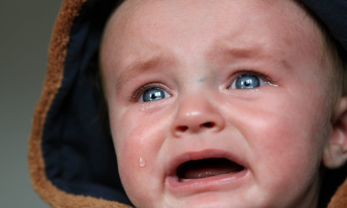 Why Your Baby Doesn't Cry Tears