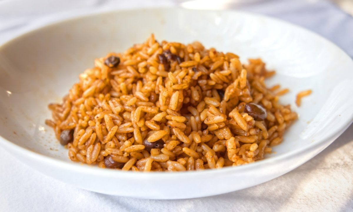 Mexican Rice and Beef