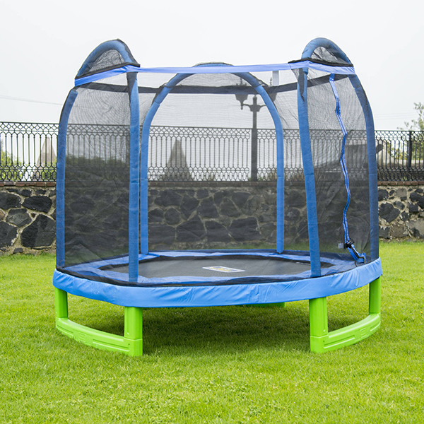 Bounce Pro 7-Foot My First Trampoline