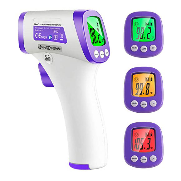Infrared Thermal Forehead Thermometer