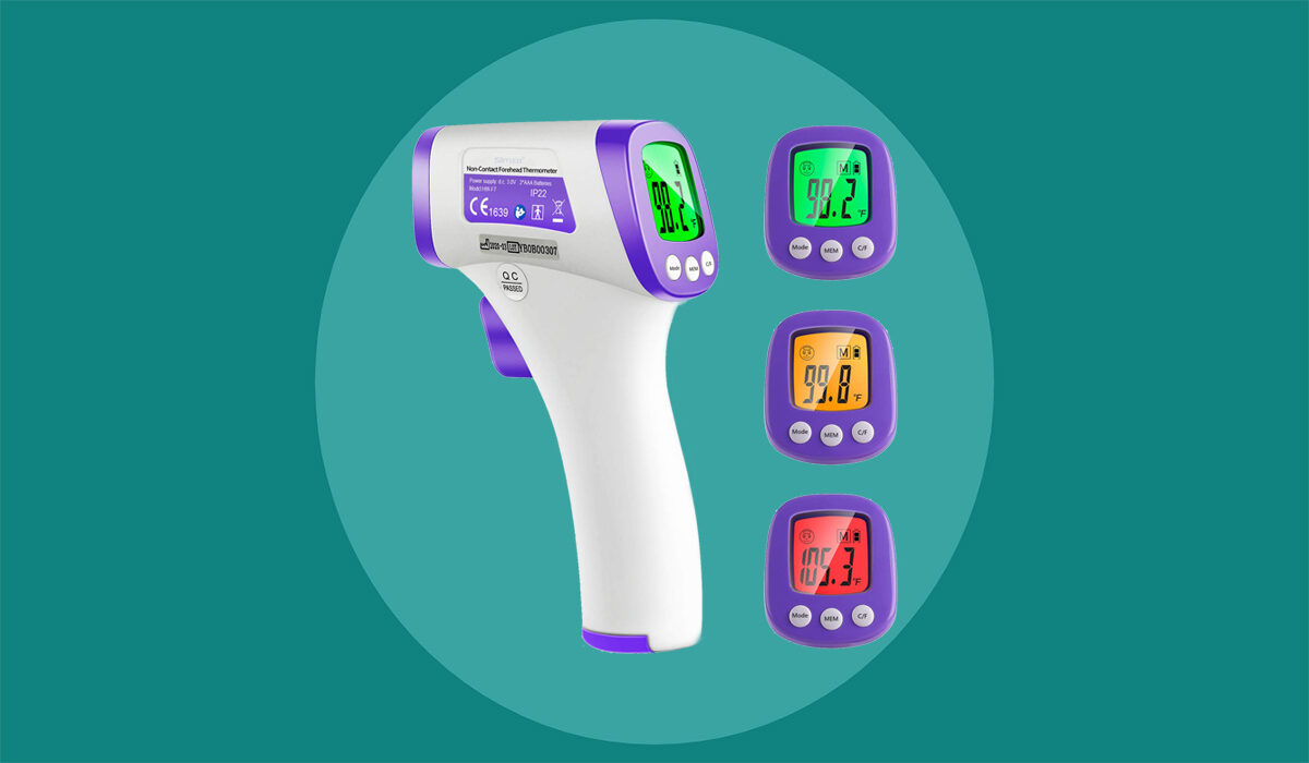 The Best Thermometers for Kids to Keep Them Healthy and Safe