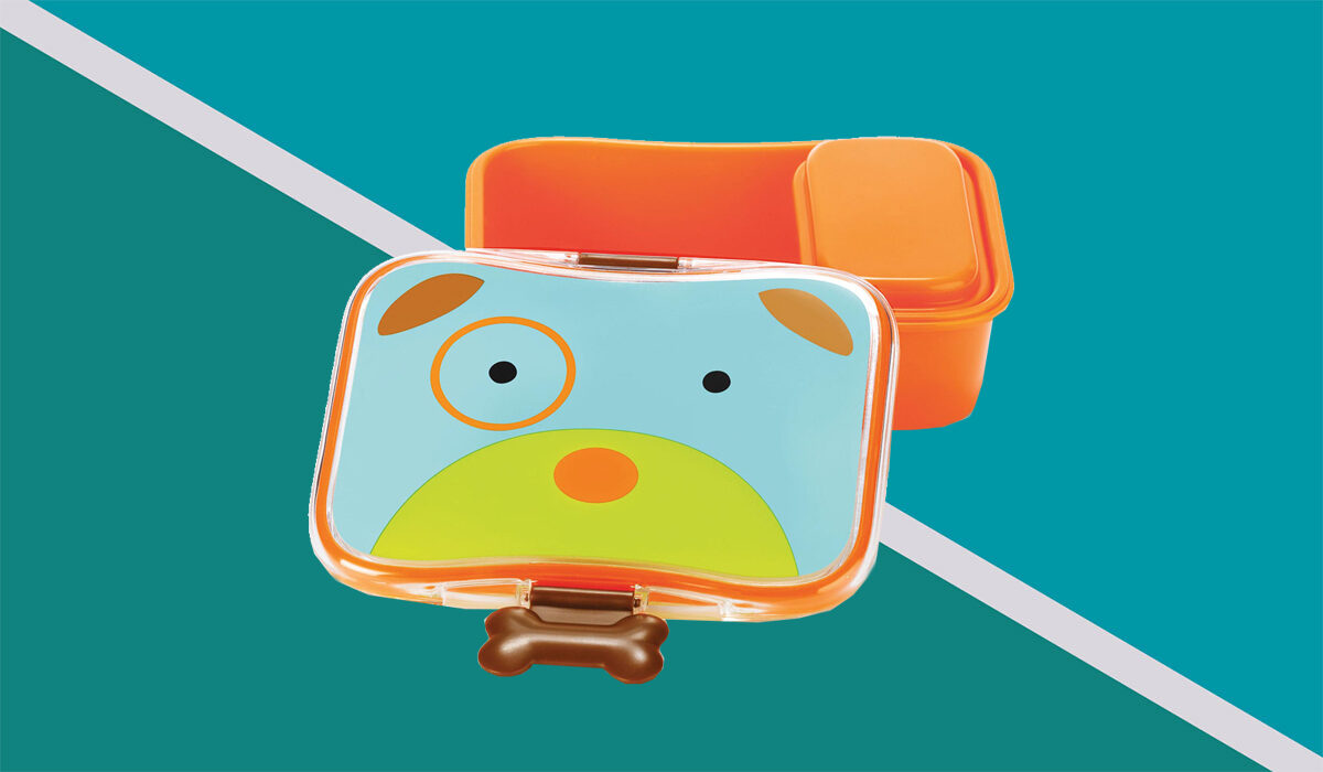 10 Bento Lunch Boxes for Kids