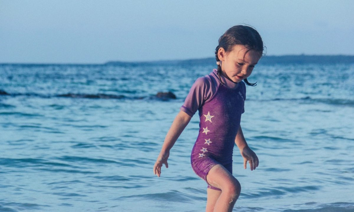 Sun Protective Swimsuits for Babies and Kids