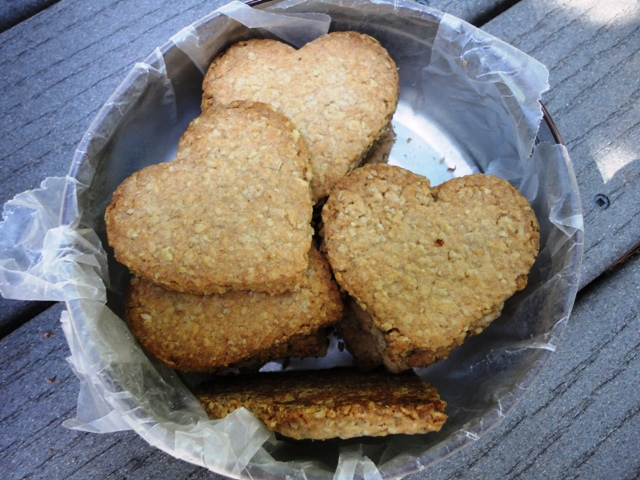 Oatmeal Snack Cakes
