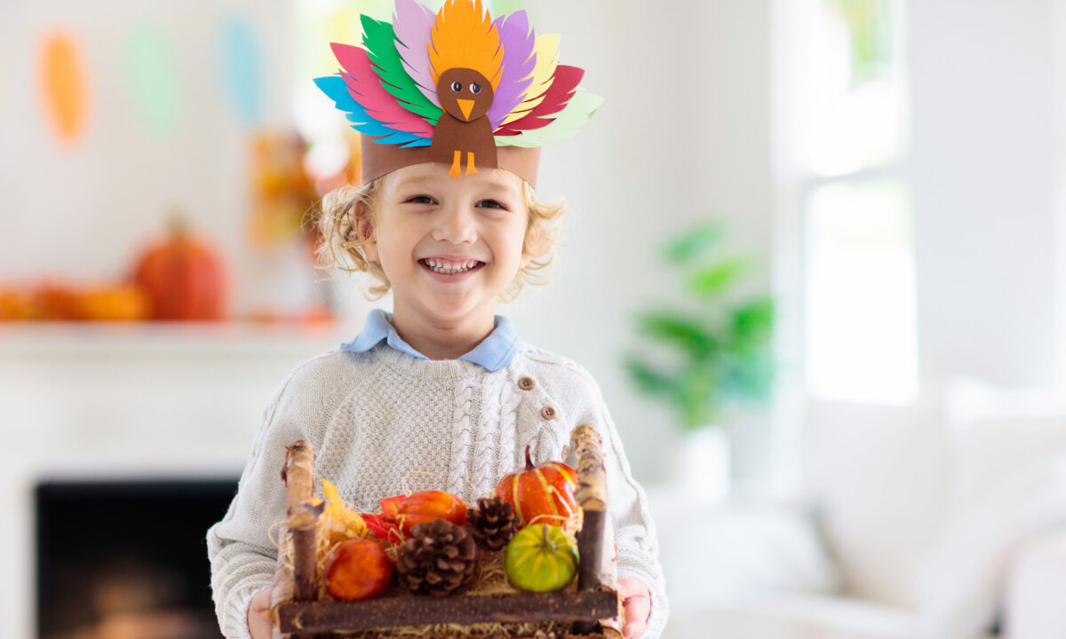 13 Easy Thanksgiving Crafts and Activities for Kids