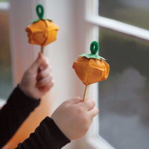 thanksgiving crafts for kids pumpkin maracas