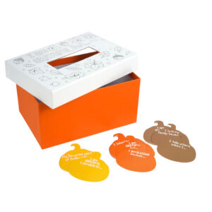 thanksgiving crafts gratitude box
