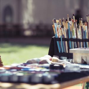 Make Your Own Eco-Friendly, Nontoxic Art Supplies