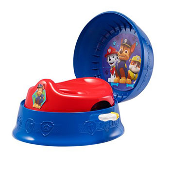 The First Years Nickelodeon Chase Paw Patrol 3-in-1 Potty System