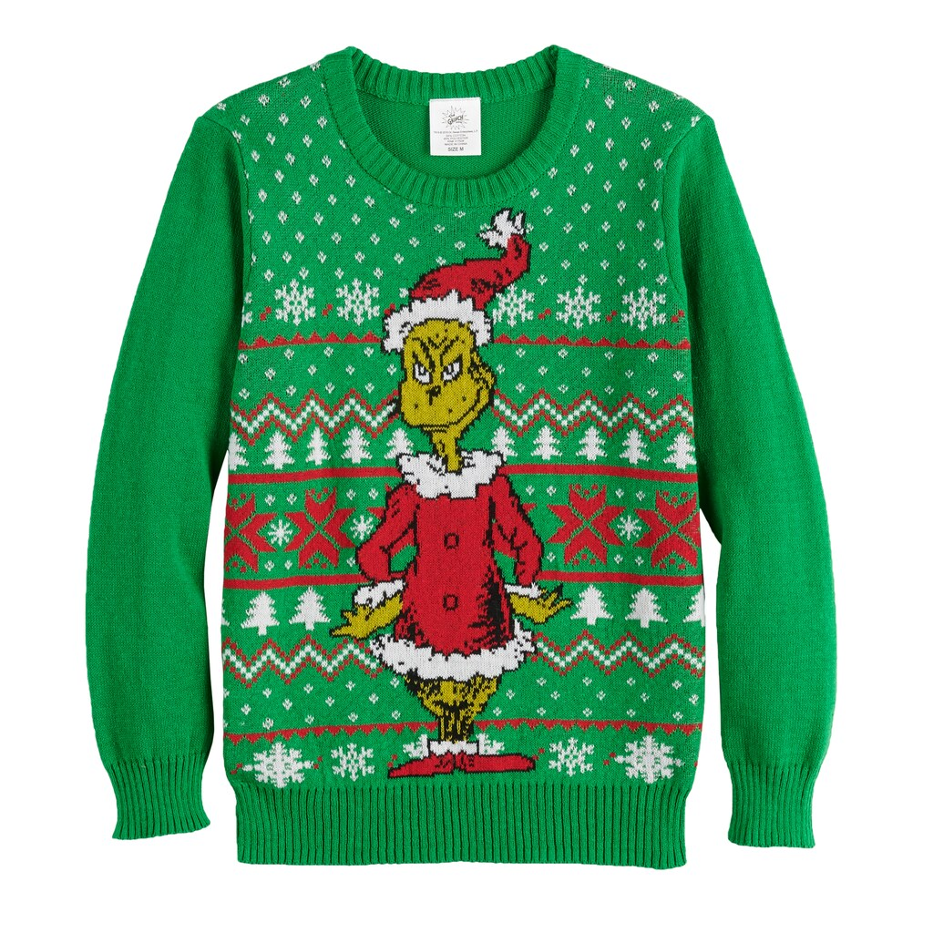 Grinch Sweater