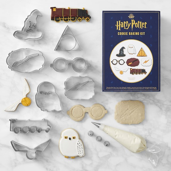 Harry Potter Cookie Decorating Set