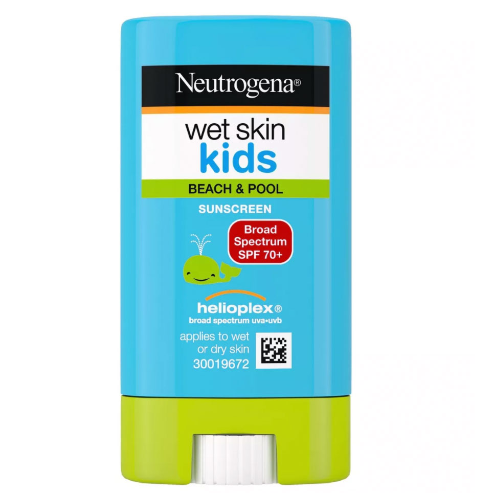 Neutrogena Wet Skin Kids Sunscreen Stick