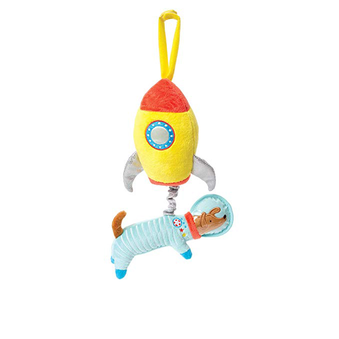 Rock-A-Bye Baby Pull Musical Toy