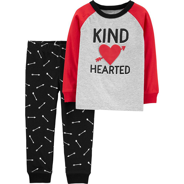 Carter's 2-Piece 'Kind Hearted' Valentine's Day Outfit