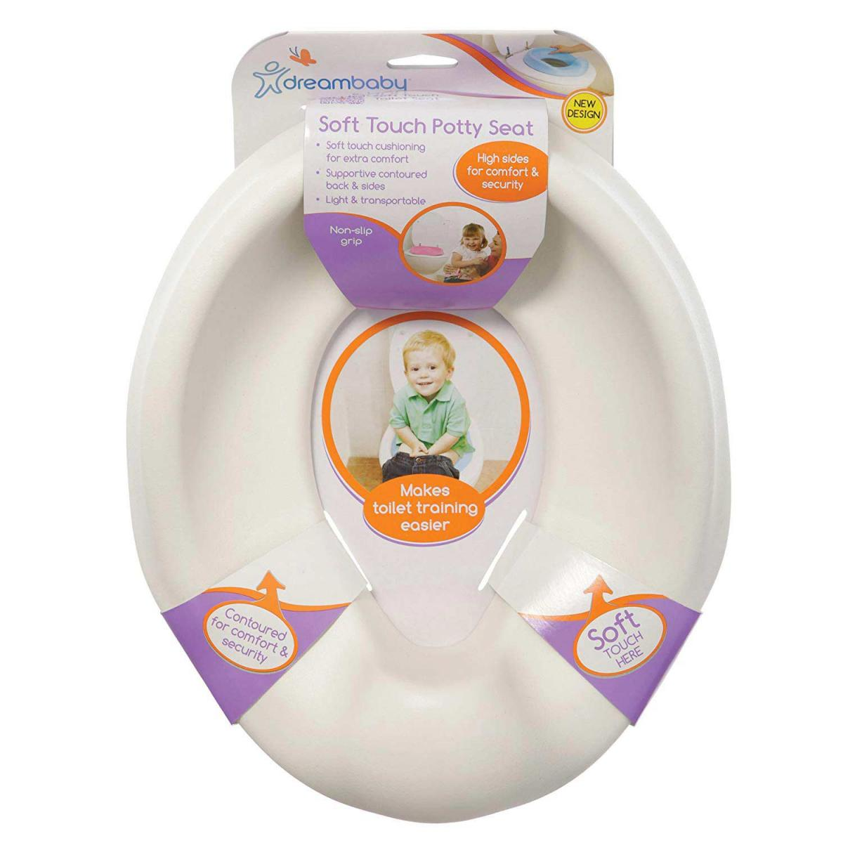 Dreambaby Soft Touch Potty Seat
