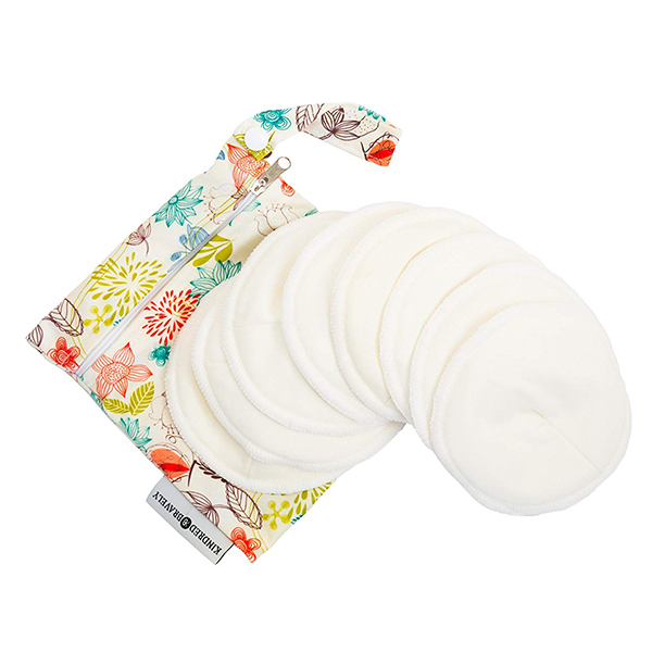Washable Organic Nursing Pads