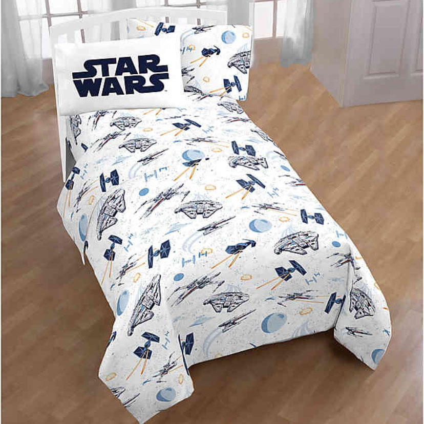 Star Wars Classic Sheet Set