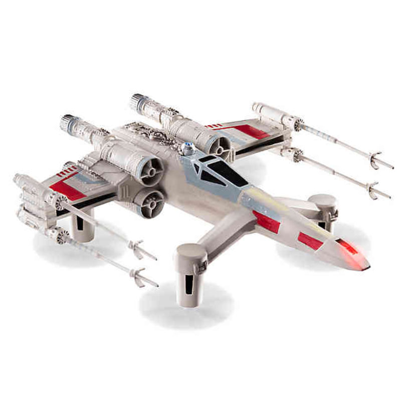 Star Wars T-65 X-Wing Starfighter Battle Quad