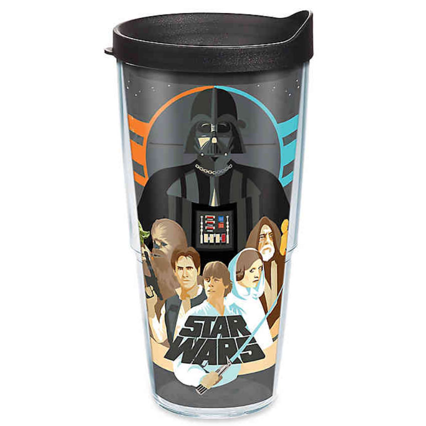Tervis Star Wars Classic Wrap Tumbler with Lid