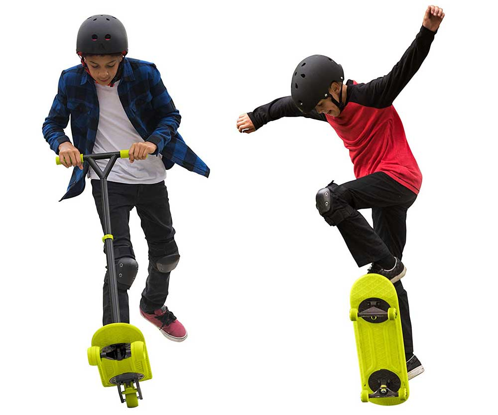 MorfBoard Skate & Scoot Combo