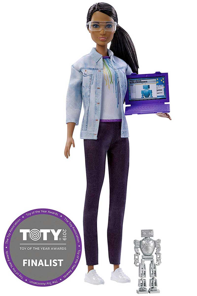 Barbie Career of the Year Robotics Engineer Doll