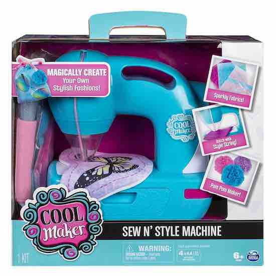 Cool Marker Sew N' Style Sewing Machine