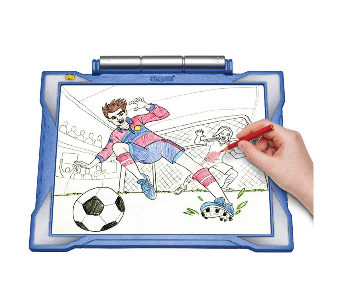 Crayola Light-up Tracing Pad in Blue