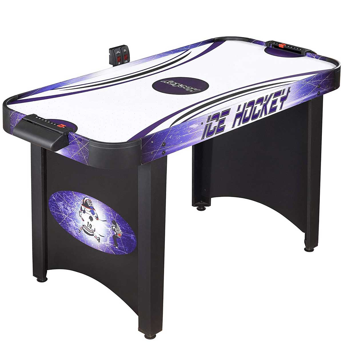 Hathaway Hat Trick 4-Ft Air Hockey Table