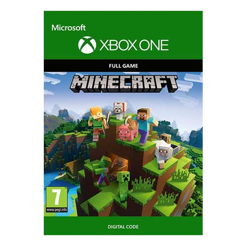 Minecraft Starter Collection for XBox One