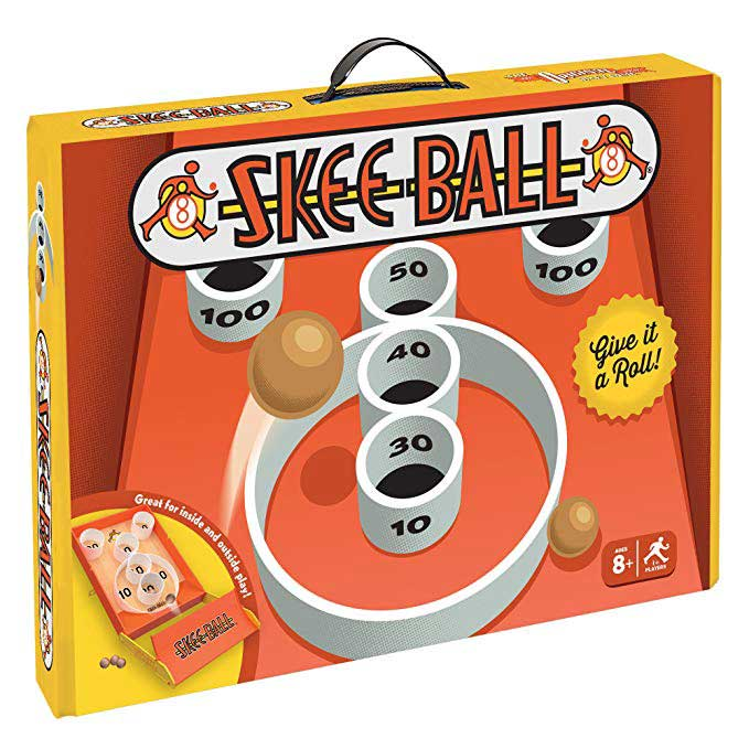 Skee-Ball The Classic Arcade Game
