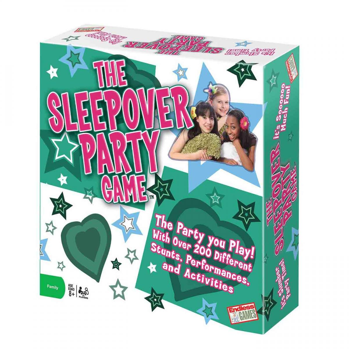 Sleepover Party - The Party You Play