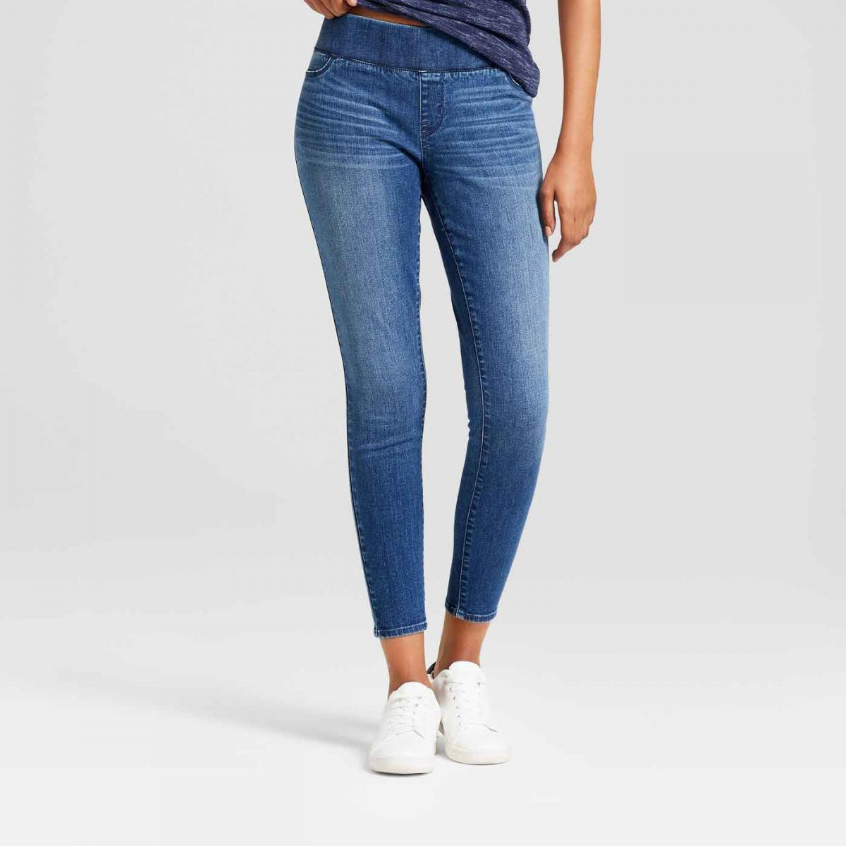 Isabel Maternity by Ingrid & Isabel Comfort-Fit Post Pregnancy Jeans