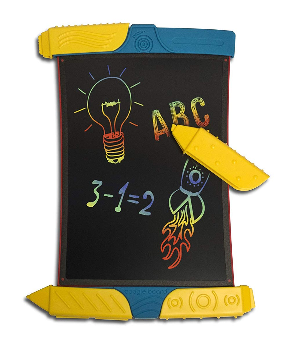 Boogie Board Scribble and Play Color LCD Writing Tablet + Stylus Smart Paper
