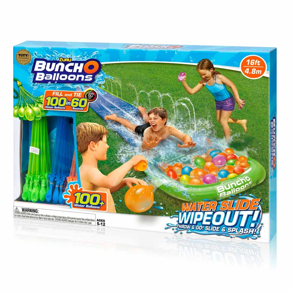 Bunch O Balloons Water Slide