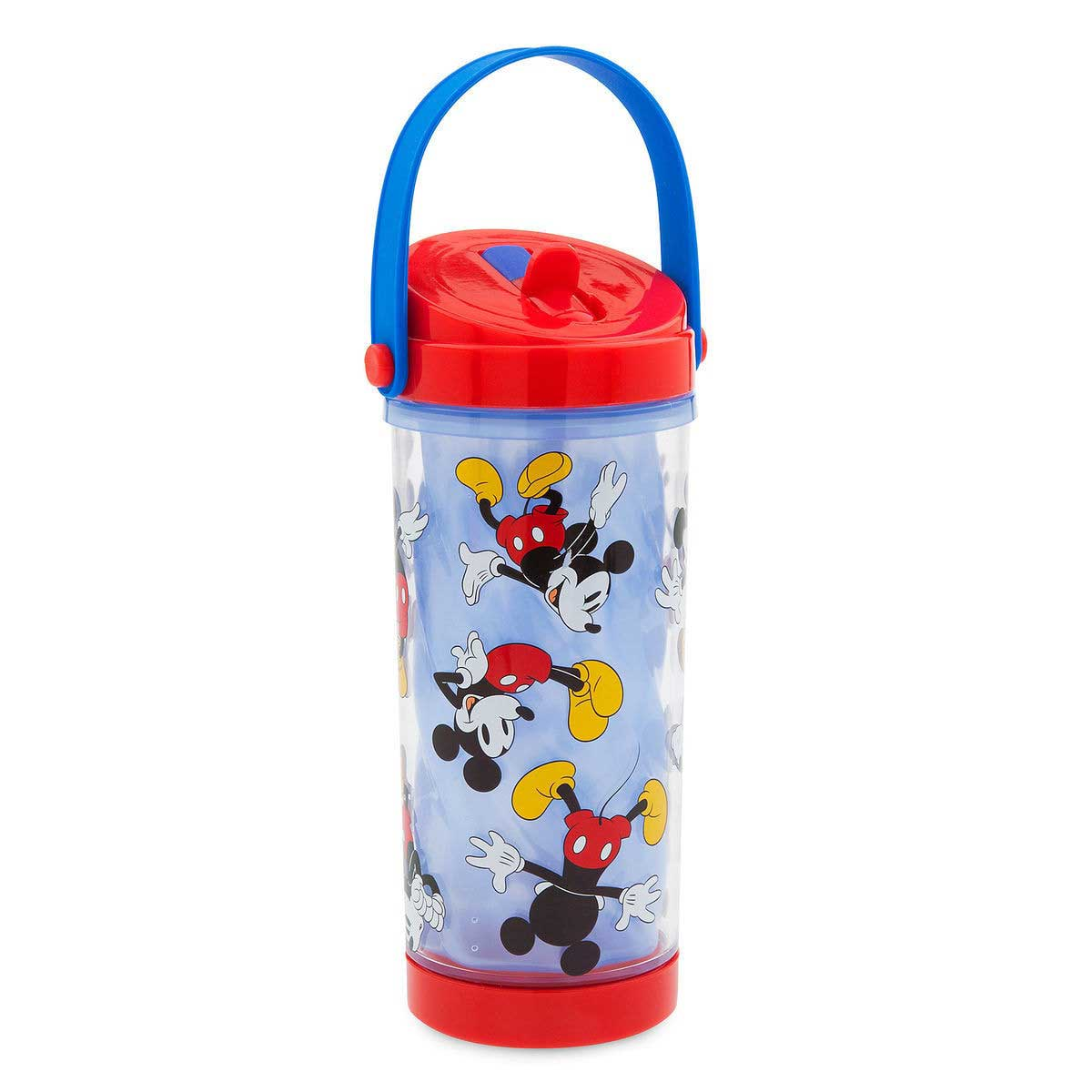 Mickey Mouse Color Changing Water Bottle