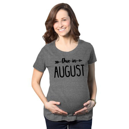 Maternity Due Date T- Shirt