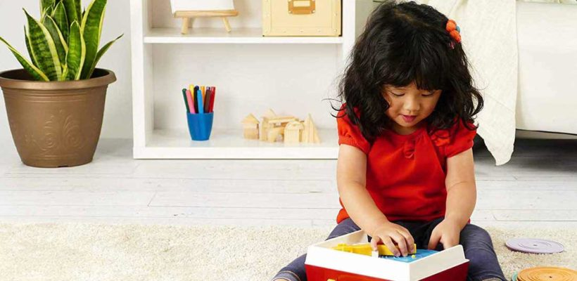 First introduced in 1930, the original concept for Fisher-Price toys was to create developmental
