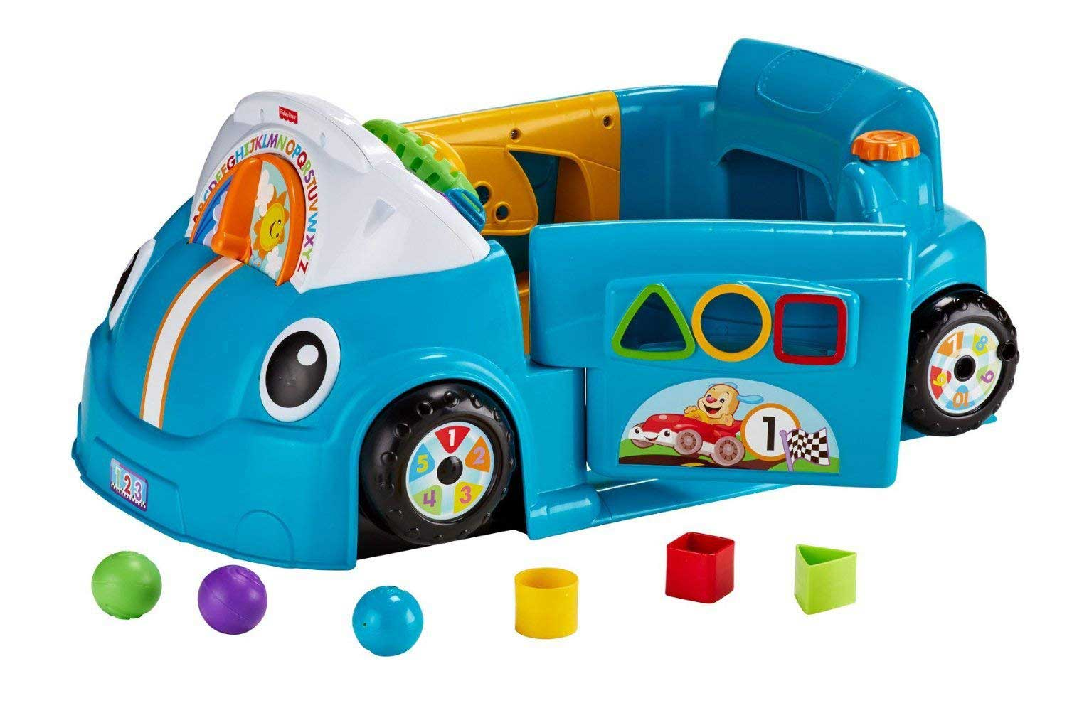 Laugh & Learn Smart Stages Crawl Around Car