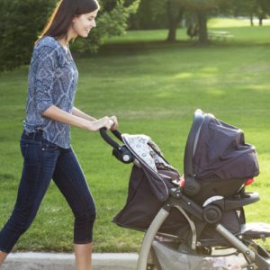 Best Travel System Strollers for the Family on the Move