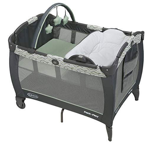 Graco Pack n Play Reversible Napper and Changer Playard