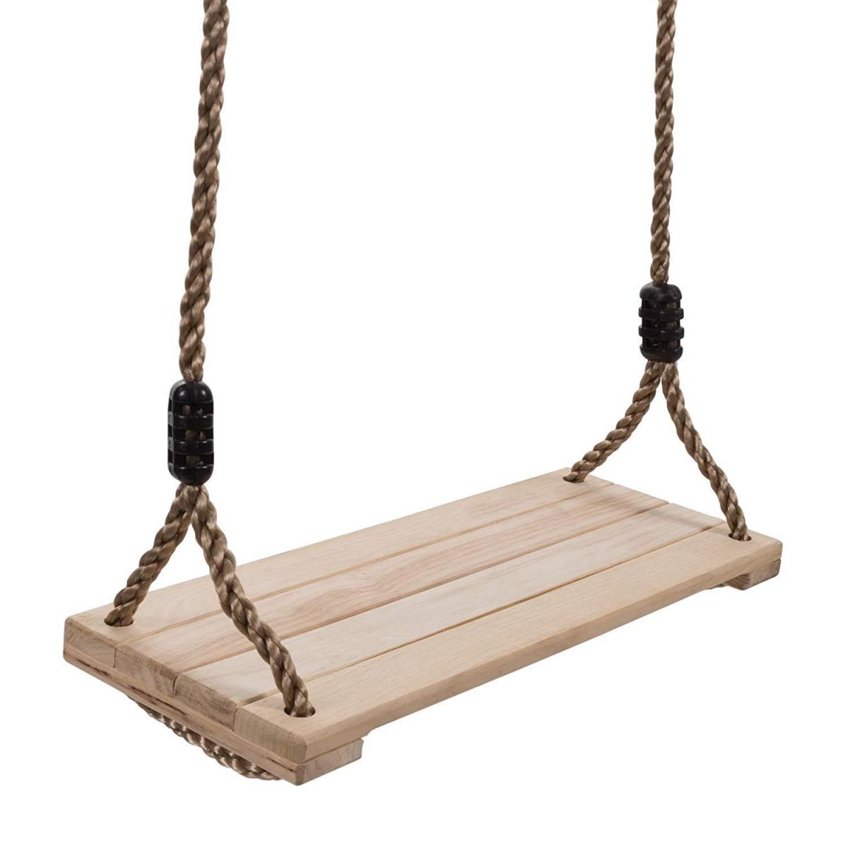 Hey! Play! Wooden Swing