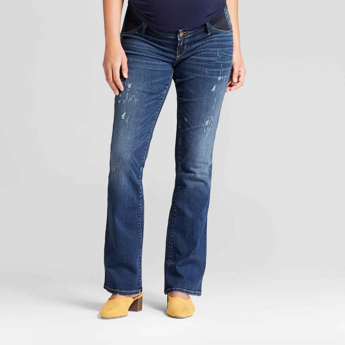 Isabel Maternity by Ingrid & Isabel Bootcut Jeans
