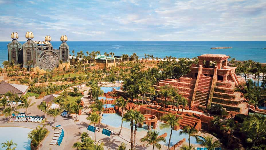The Atlantis, Paradise Island