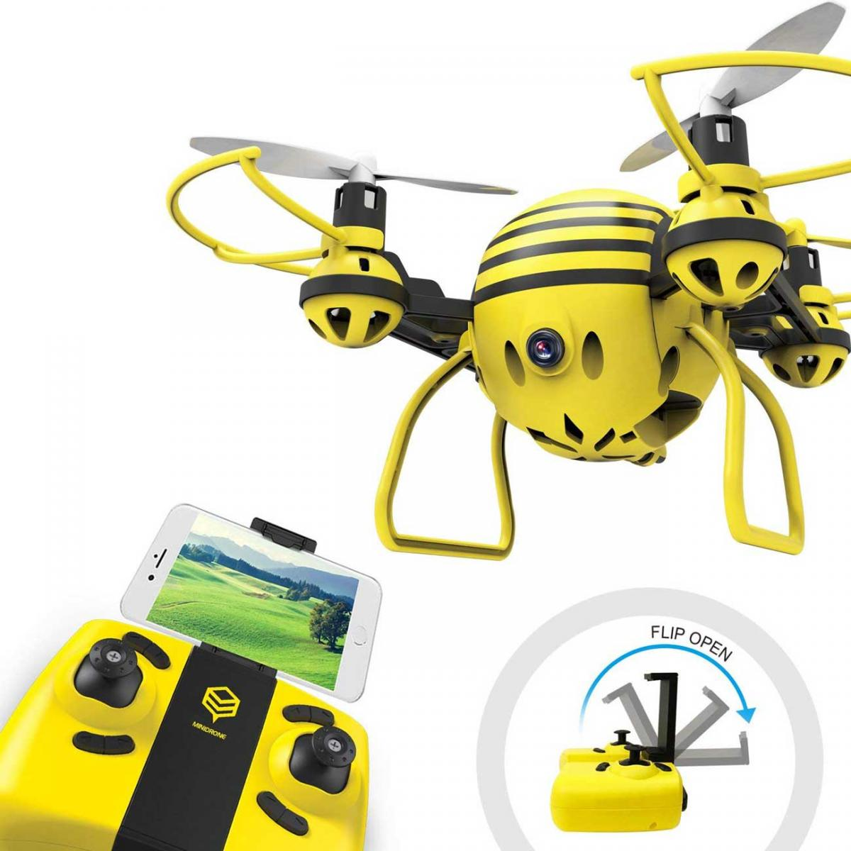 HASAKEE FPV RC Drone with HD WiFi Camera