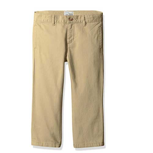 The Children's Place Uniform Chino Pants