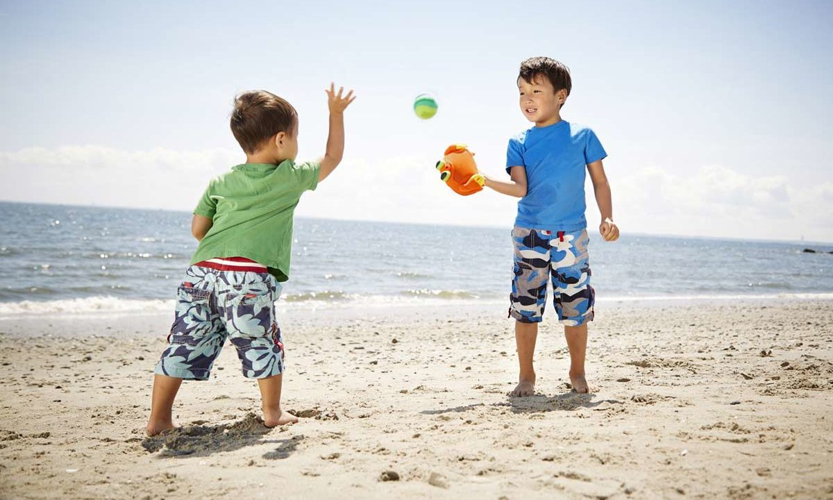 What to Pack for a Family Beach Day with the Kids