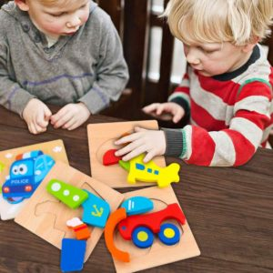 Best Puzzles for Toddlers to Help Their Minds Take Shape