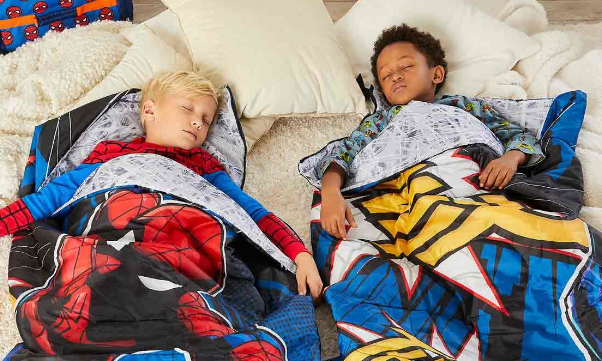 Best Kids Sleeping Bags That Are Cool and Comfy